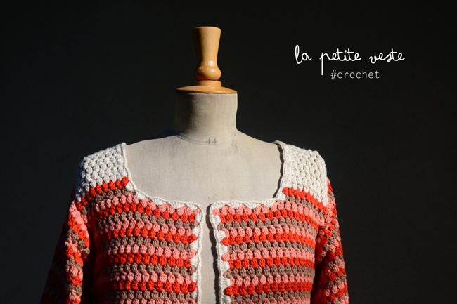 """""""La petite veste"""""""