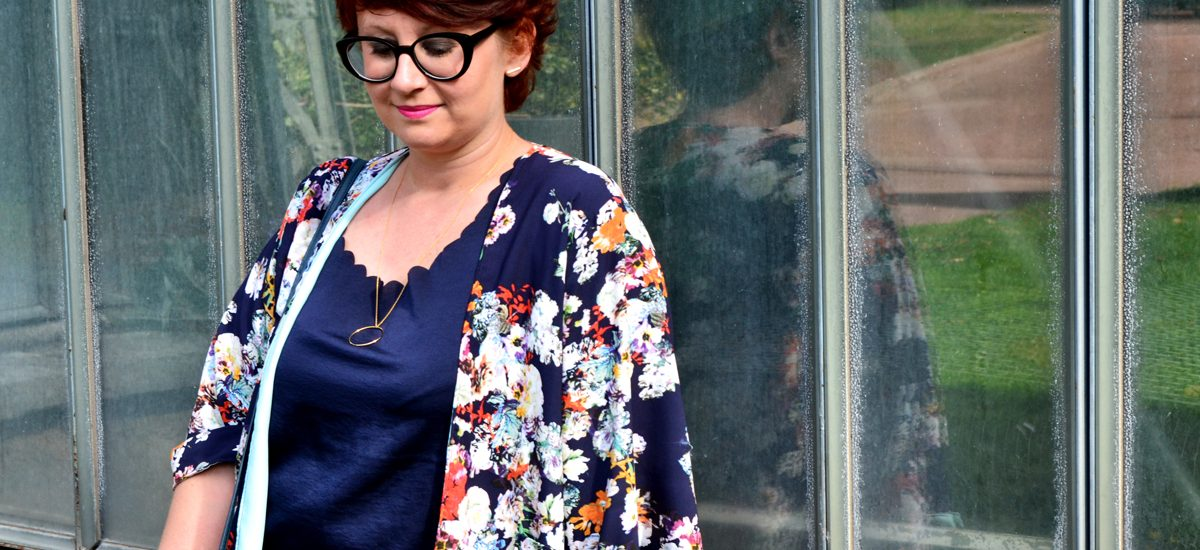 Kimono & Fleurs